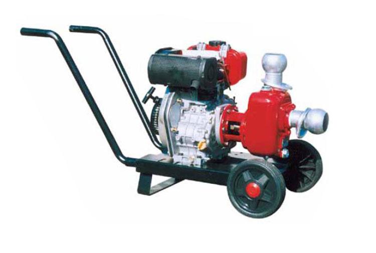 Agregat (moto-dizel pumpa) za navodnjavanje CADOPPI