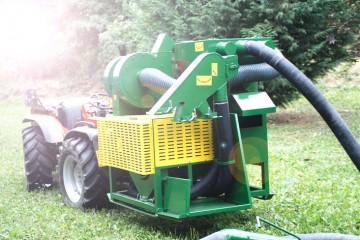 Mašine za sakupljanje i doradu lešnika